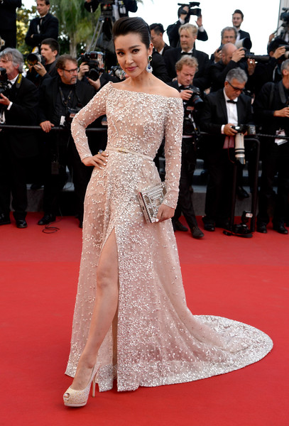 li bingbing in elie saab every gorgeous gown from the