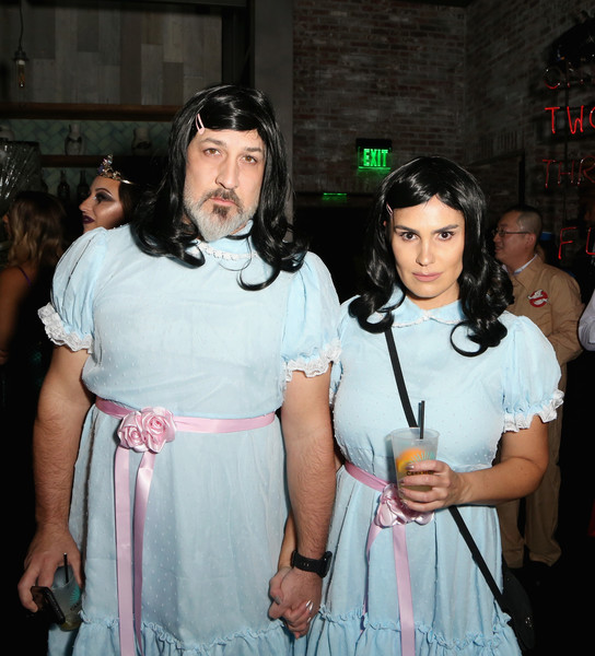 Joey Fatone And Izabel Araujo