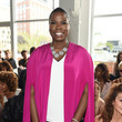 Leslie Jones at Christian Siriano