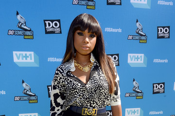 Jennifer Hudson Rocks the Diva Look, Per Usual