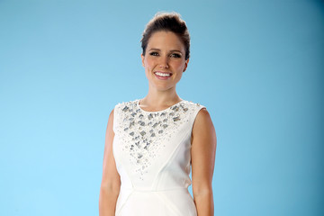 Sophia Bush Goes Regal in White