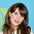 Zooey Deschanel's Retro Bangs