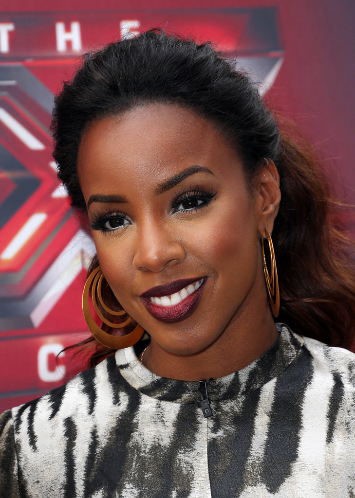Kelly Rowland Shows Us How to Nail a Wavy Ponytail - Hair Ideas ...
