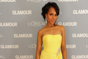 Kerry Washington attends Glamour's 2011 Women of the Year Awards on November 7, 2011 in New York City.