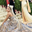 Sitting Pretty In Vera Wang At The 2018 Met Gala