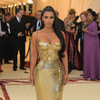 Stunning In Gold Chainmail Versace At The 2018 Met Gala