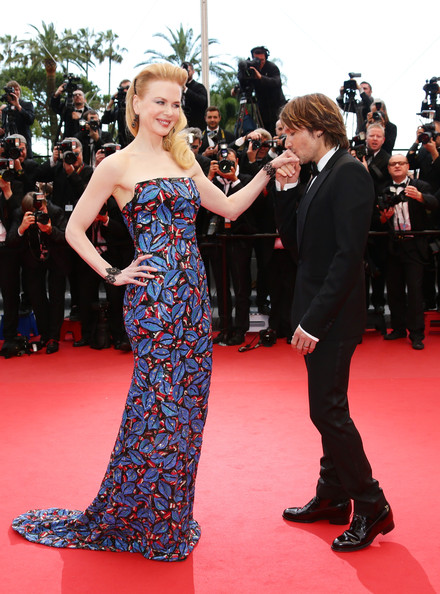 Nicole Kidman And Keith Urban At The 2013 Cannes Film Festival