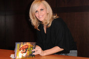 Author Jenny McCarthy signs copies of her new book