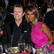 Bowie and Iman
