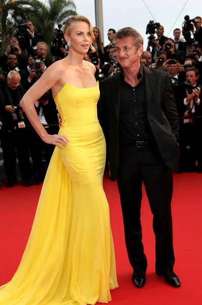 Charlize Theron And Sean Penn At The 2015 Cannes Film Festival