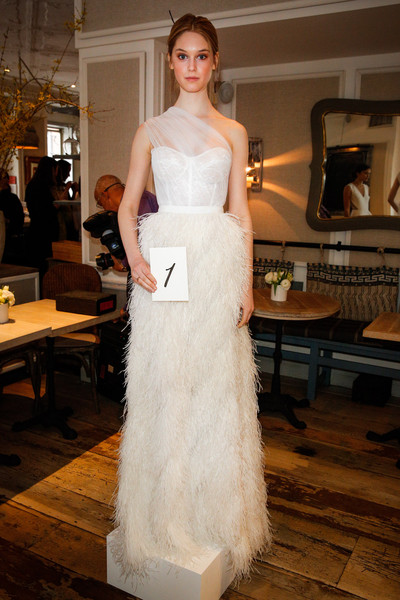 Lela Rose, Spring 2016 - The Best Wedding Gowns from Bridal Fashion ...