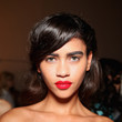 Candy Apple Red Lips at Manning Carel