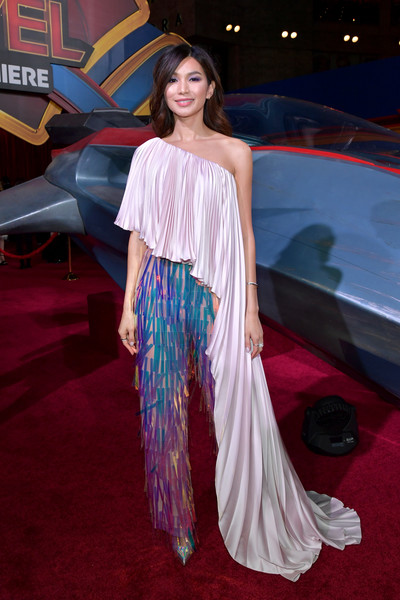 Gemma Chan At A 2019 Hollywood Premiere