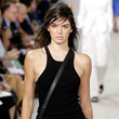 Working the Catwalk at Michael Kors