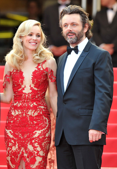 Rachel McAdams And Michael Sheen At The 2011 Cannes Film Festival