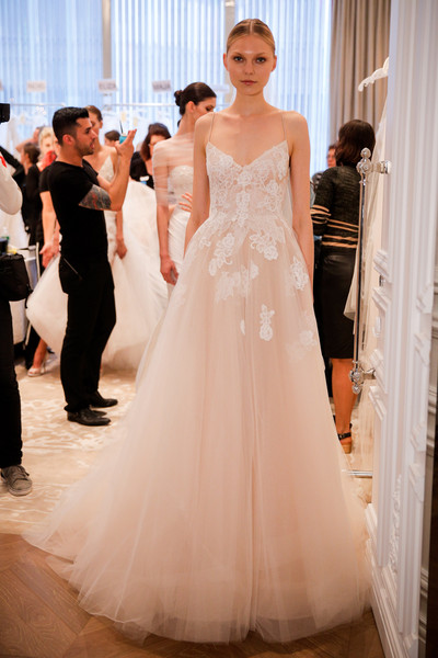 Monique Lhuillier Bridal, Spring 2016 - The Best Wedding Gowns from ...