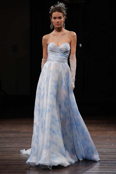 Naeem Khan, Spring 2016 - The Best Wedding Gowns from Bridal Fashion ...