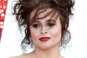 Helena Bonham Carter attends the 'Ocean's 8' UK Premiere held at Cineworld Leicester Square on June 13, 2018 in London, England.