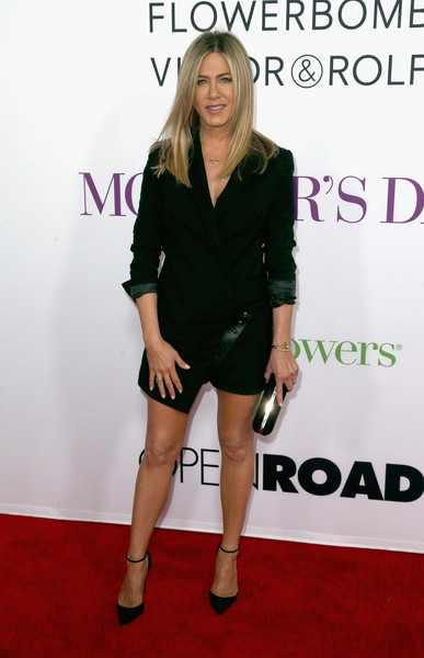 At The 'Mother's Day' Premiere In Hollywood