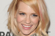 Actress  January Jones attends the PaleyFest 2012 honoring of