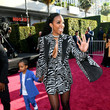 Kelly Rowland And Son Titan Jewell Weatherspoon