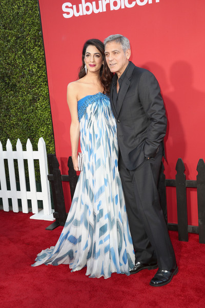 George & Amal Clooney Have Twins