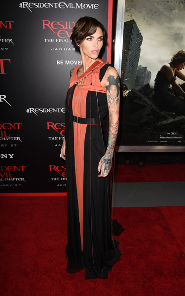 'Resident Evil: The Final Chapter' Premiere, 2017