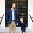 Prince George' First Day Of School, 2017