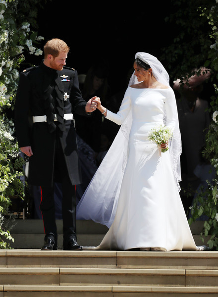 Harry and Meghan Got Married In May