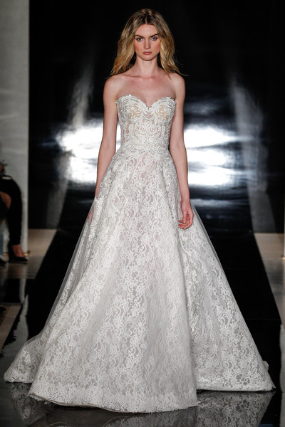 Reem Acra Bridal - The Most Gorgeous Gowns From Bridal Fashion Week ...