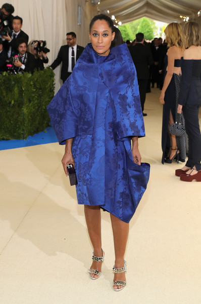 Tracee Ellis Ross in Comme des Garcons at the Met Gala