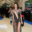 Kendall Jenner in La Perla at the Met Gala