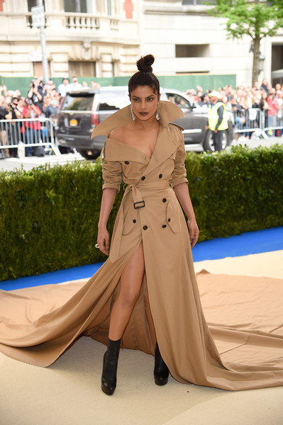 Priyanka Chopra in Ralph Lauren at the Met Gala
