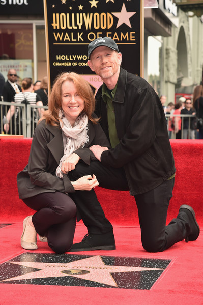 Ron Howard & Cheryl Alley