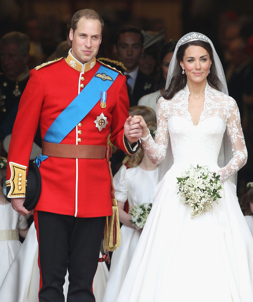 Prince William and Kate Middleton - 2011