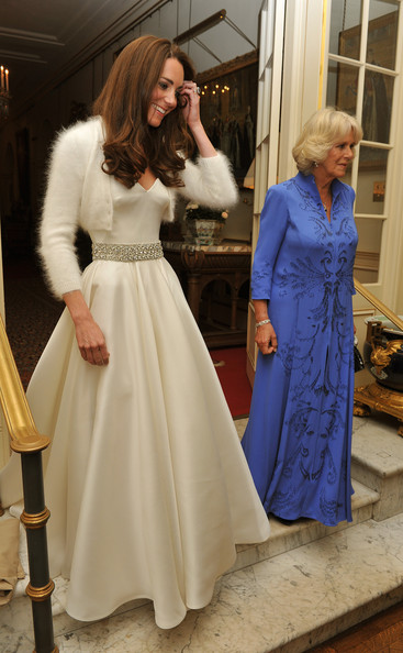 Kate's Second Wedding Dress