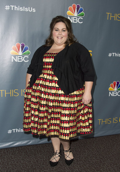 Playful Prints at the Screening of NBC's 'This Is Us' Finale