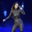 Shania Twain Performing In Las Vegas, 2012