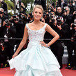 Blake Lively in Princess Ruffles
