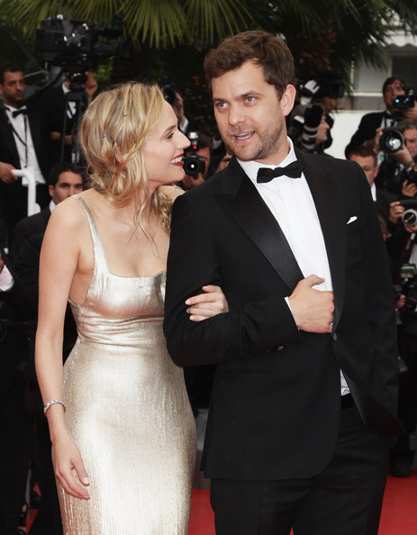 Diane Kruger And Joshua Jackson At The 2011 Cannes Film Festival
