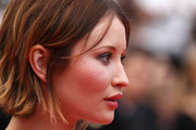 Actress Emily Browning arrives at the 'Sleeping Beauty' premiere during the 64th Annual Cannes Film Festival at the Palais des Festivals on May 12, 2011 in Cannes, France.