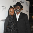 Isaiah Washington & Jenisa Garland