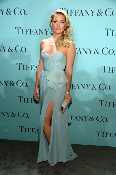 Kate In Reem Acra At The Tiffany Soiree, 2013