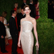 Anne Hathaway at the 2009 Vanity Fair Oscars Party