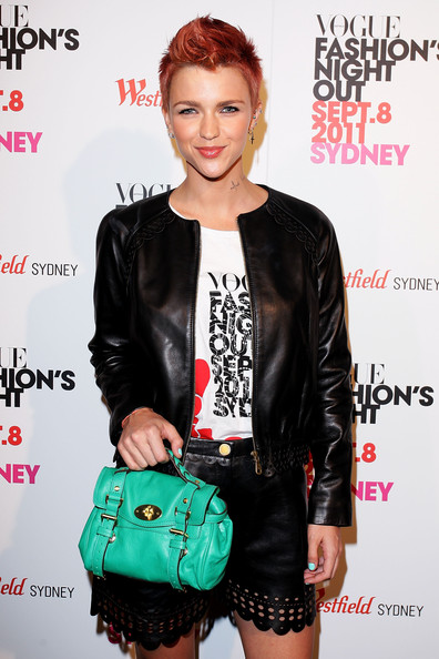 Vogue Fashion's Night Out Launch, 2011