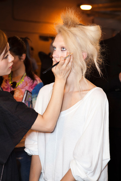 3.1 Phillip Lim at New York Spring 2013 (Backstage)