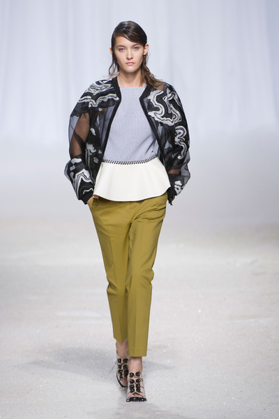 3.1 Phillip Lim at New York Spring 2014