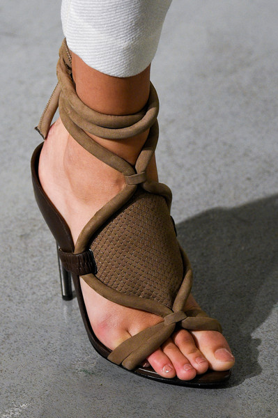 Perforated and Strappy