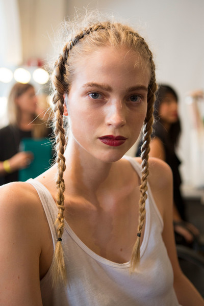 The Boldest and Most Beautiful Hair at NYFW Spring 2017