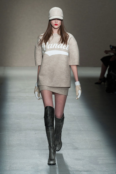 A.F. Vandevorst at Paris Fall 2014